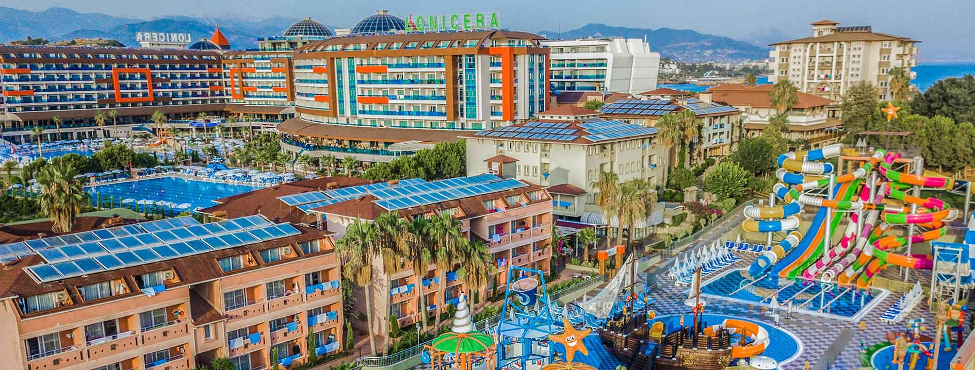Lonicera Resort And Spa Rainbow